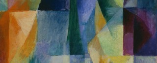 Simultaneous Windows (2nd Motiv, 1st Part), Robert Delaunay