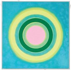 Mysteries Aglow, Kenneth Noland