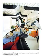 Inside, Case Study House #21 (Pierre Koenig,Julius Shulman) , Betsy Lin Seder
