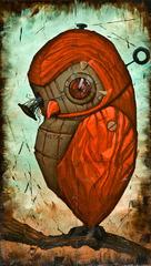 Doom Owl, Ennis Martin