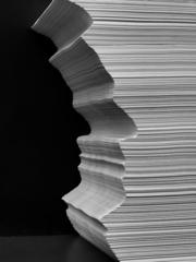 Paper Self , Abelardo Morell