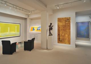 installation , Helen Frankenthaler