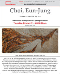 Invitiation, Choi, Eun-Jung