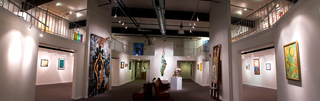 Insider Art, Annual Studio and Guild Artists Exhibit,