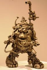 Mr. Potato Head Goes Steampunk, Brenda R. Gregory