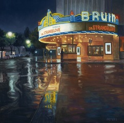 Bruin Theater Nocturne, Tony Peters