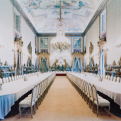 Palacio Nacional da Ajuda Lisboa VII, Candida Höfer