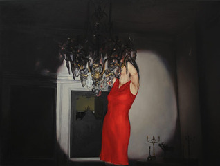 Red Dress ,Marcin Cienski