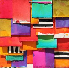 Colors Layered Wedding Day, Karen Schnepf