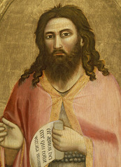 Peruzzi Altarpiece (detail), Giotto di Bondone