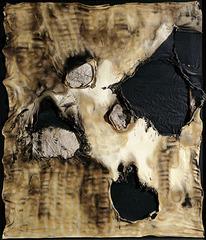 Combustione Plastica , Alberto Burri