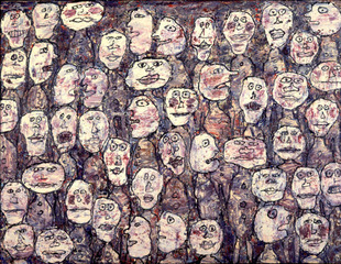 Affluence,Jean Dubuffet