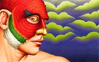 King Bird of Paradise, Robert Lostutter