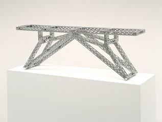 Indo-China bridge  ,Chris Burden