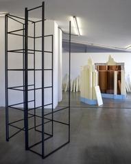 Palace / Palace installation view , Larissa Fassler