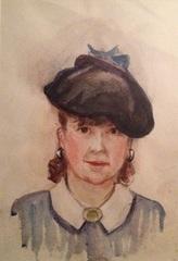 Self Portrait, Jo Hopper