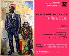 The Man as Lifetime, Ricardo Osmondo Francis