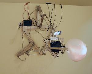 G.I.A. (Gestural Interactive Automaton), Daniel Bertner