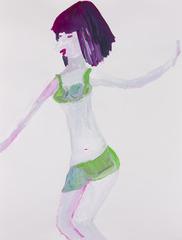 Two Piece Jive, Edith Beacuage