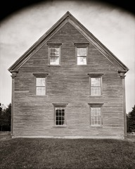 The East Side...after Walker Evans from The Olson House, Linda Connor