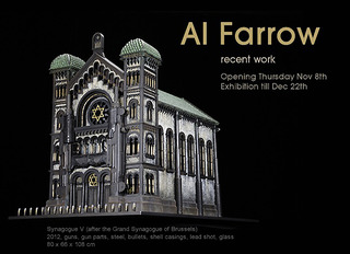 Synagogue V (after the Grand Synagogue of Brussels), Al Farrow