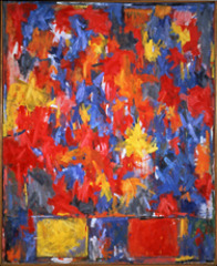 Highway, Jasper Johns