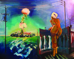 The bomb, Carina Lomeli