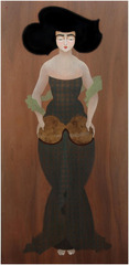 Untitled 6,Hayv Kahraman