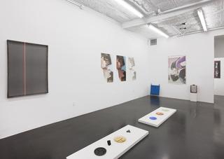 Installation View, Valerie Snobeck
