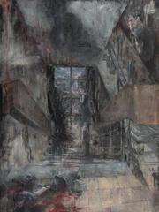 Staircase (Armory), Josef Bolf