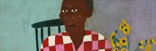 Aunt Alice (detail),William H. Johnson