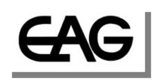 EAG logo,
