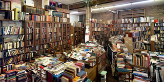 McLeod\'s Books, Vancouver, Stan Douglas