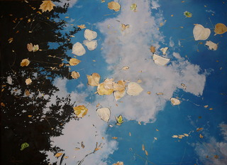 Autumn Reflection # 1,Paul Callahan