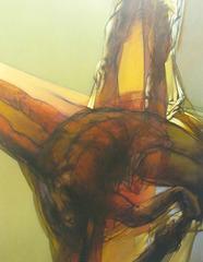 Fragmenting Rubens IX, Jorge Posada