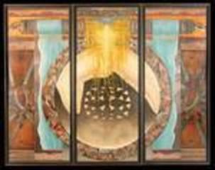 Triptych, Christian Brandner