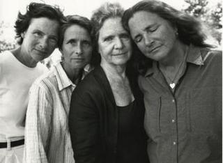 The Brown sisters, Truro, Massachusetts, Nicholas Nixon