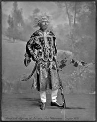 Imperial Highness of Ethiopia, Ras Mäkonnen, August 1902 , Mehreen Murtaza
