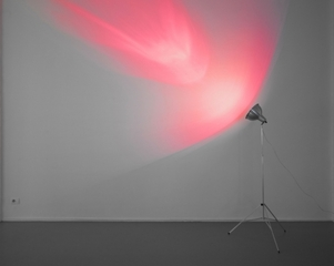 Light Painting, Ann Veronica Janssens