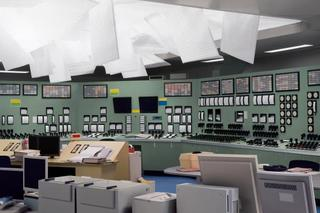 German 1964– Kontrollraum / Control Room ,Thomas Demand