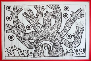 Untitled, Keith Haring