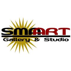 SMAart Gallery & Studio Logo, Steven Allen
