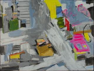Street Scene, Claire Chene