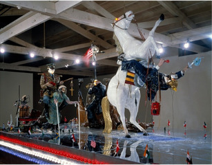 The Ozymandias Parade, Nancy Reddin Kienholz, Edward Kienholz