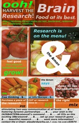 IB&amp;raisonnE Research Recruitment Poster,IAIN BAXTER&amp;