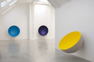 Installation View, Lisson Gallery, London,Anish Kapoor