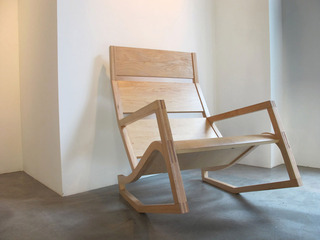 SRR Lounge Chair, Michael Chuapoco