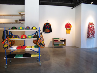 DERRICK ADAMS in collaboration with Michael Chuapoco, Installation view,
