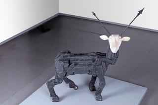 Wounded Deer, Gosha Ostretsov