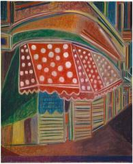 NIGHT AWNING ,Tal R